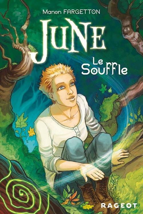 Couverture June, tome 1 : Le Souffle