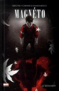 Couverture Magneto : Le testament