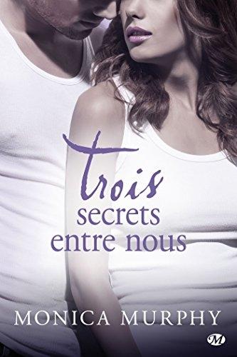 Couverture Drew Fable, tome 3 : Trois secrets entre nous