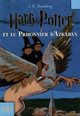 Couverture Harry Potter, tome 3 : Harry Potter et le prisonnier d'Azkaban