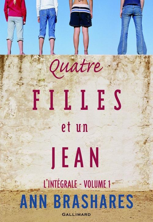 Couverture Quatre filles et un jean, intégrale, tome 1