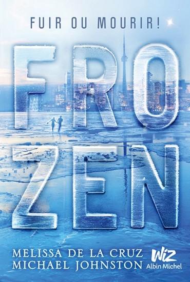 Couverture Frozen, tome 1