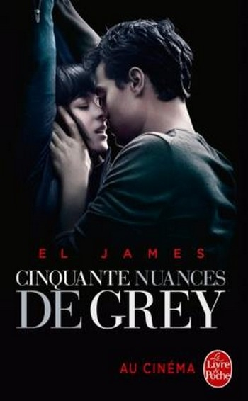 Couverture Cinquante nuances de Grey, tome 1