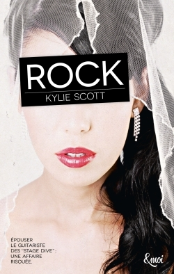 Couverture Stage Dive, tome 1 : Rock