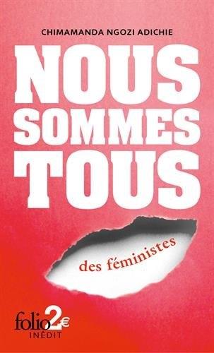 Couverture Nous sommes tous des féministes