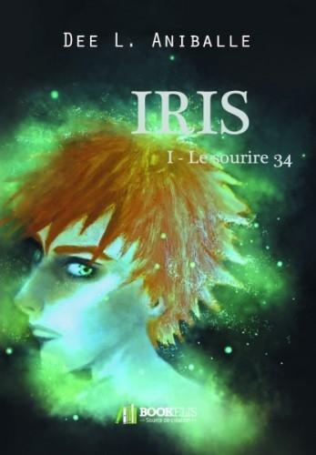 Couverture Iris, tome 1 : Le Sourire 34
