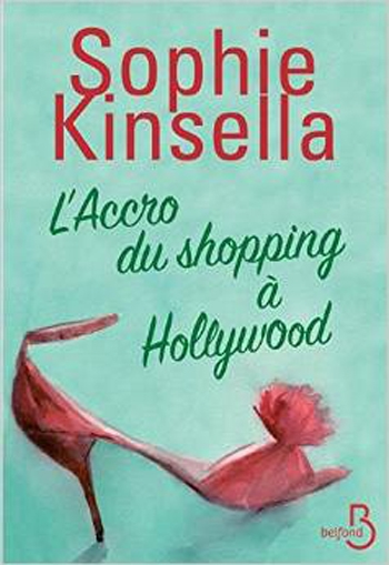 Couverture L'accro du shopping à Hollywood