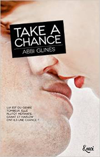 Couverture Take a chance