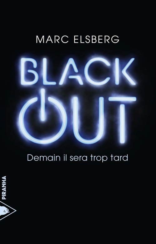 Couverture Black out