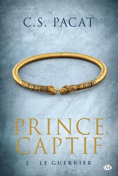 Prince Captif T.2 : Le guerrier #Chronique