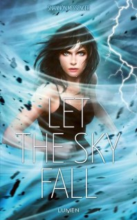 Couverture Let The Sky Fall, tome 1