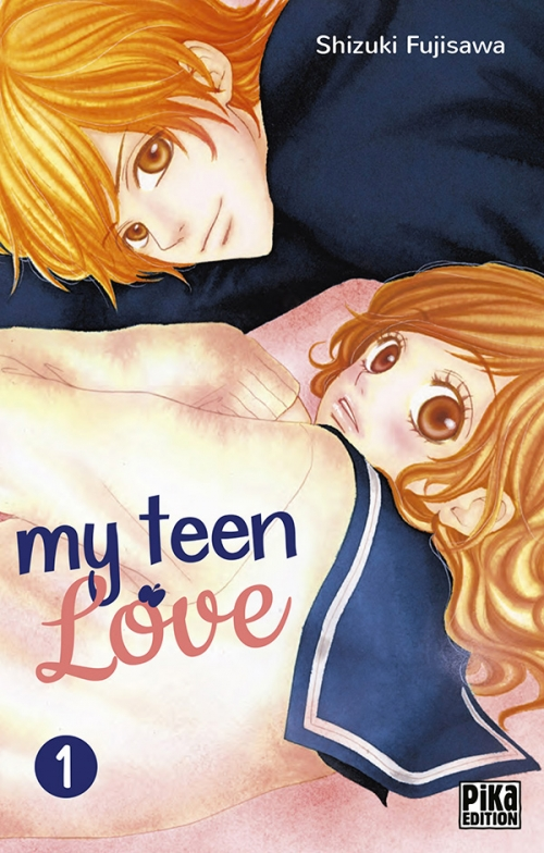 Couverture My teen love, tome 1