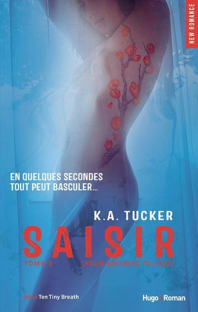 Couverture Ten Tiny Breaths, book 3: Four Seconds To Loose