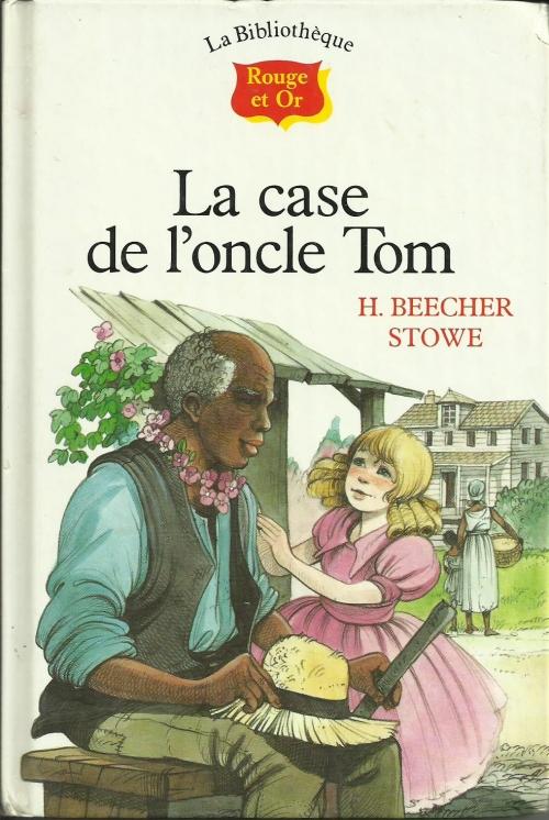 Couverture La case de l'oncle Tom
