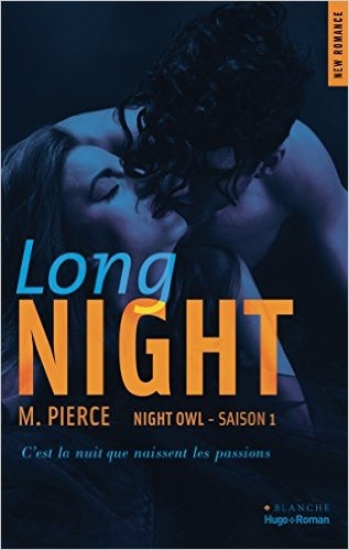 Couverture Long Night, tome 1 : Night Owl