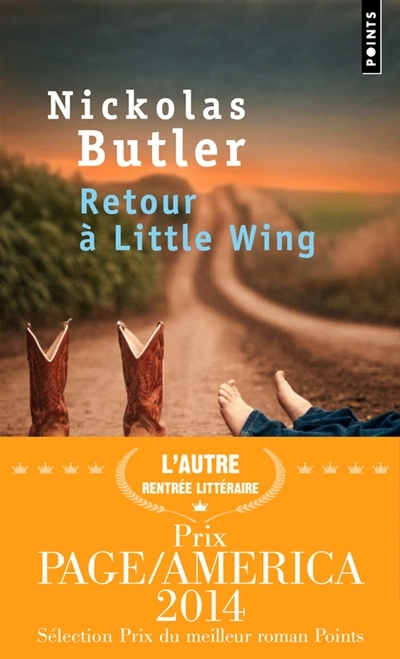 Couverture Retour à Little Wing