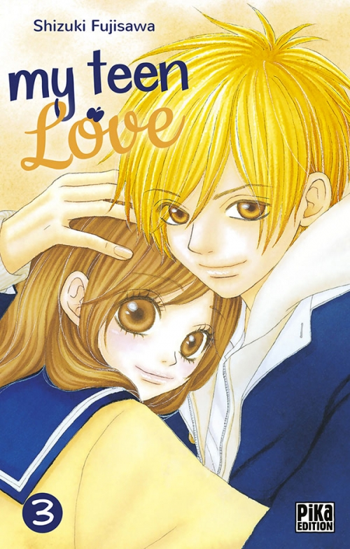 Couverture My teen love, tome 3