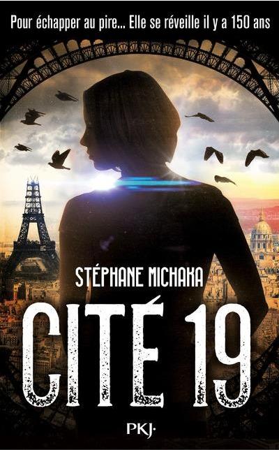 Couverture Cité 19, tome 1