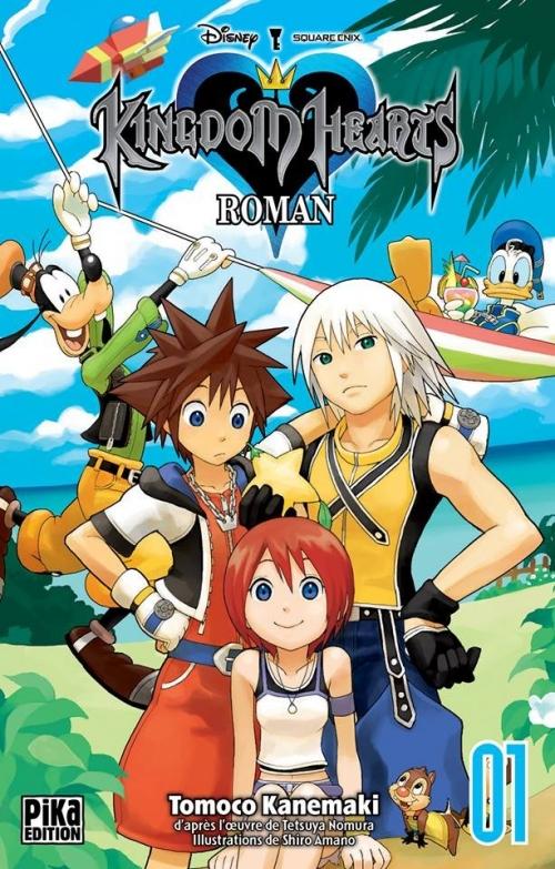 Kingdom Hearts (roman), Tome 1  Livraddict