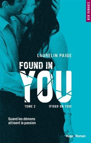 Couverture Fixed, tome 2 : Found in you