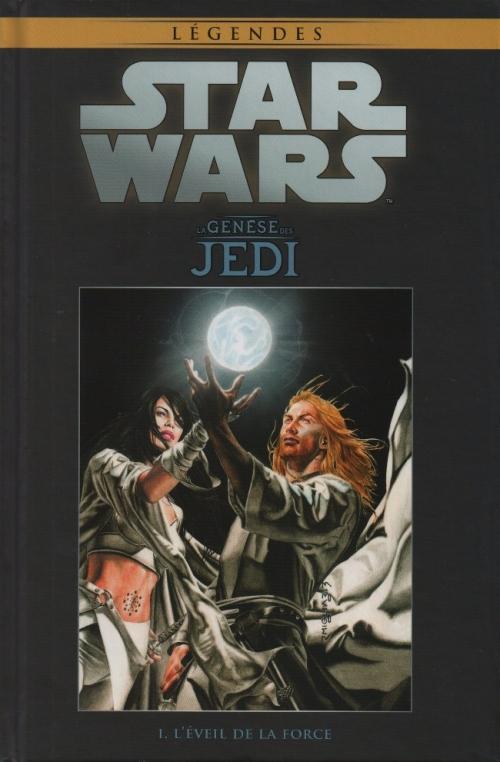 L éveil De La Force : éveil, force, (Légendes), Genèse, Jedi,, L'éveil, Force, Livraddict