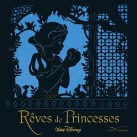 Couverture Rêves de princesses