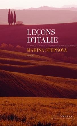 Couverture Leçons d'Italie