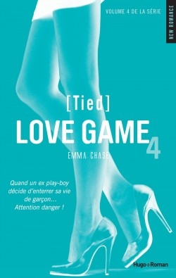 Couverture Love Game, tome 4 : Tied
