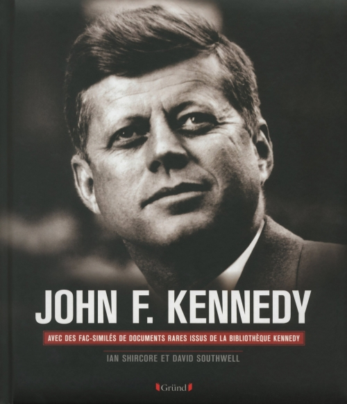 Couverture John F. Kennedy