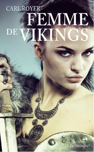 Couverture Femme de vikings, intégrale