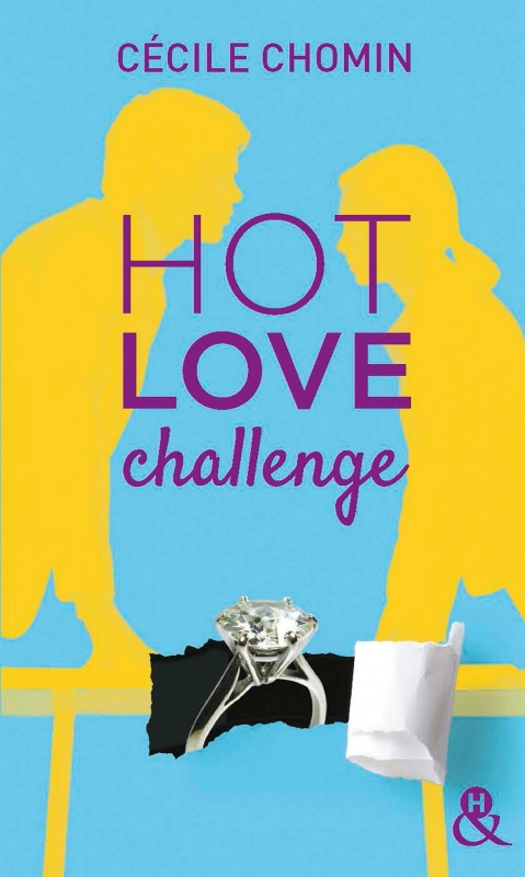 Couverture Hot Love, tome 1 : Hot Love Challenge