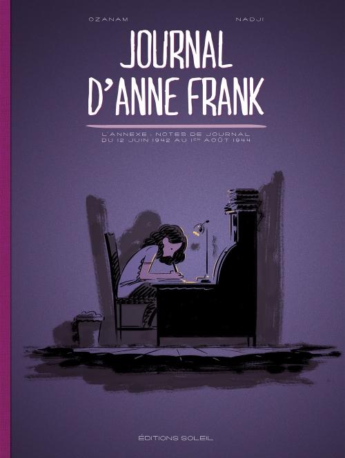 Couverture Journal d'Anne Frank