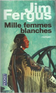Couverture Mille femmes blanches, tome 1