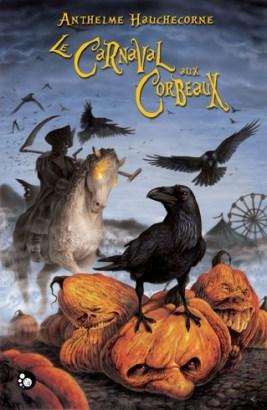 Couverture Le nibelung, tome 1 : Le carnaval aux corbeaux
