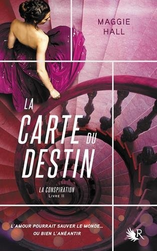 Couverture La conspiration, tome 2 : La carte du destin