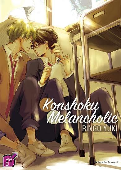 Couverture Konshoku Melancholic