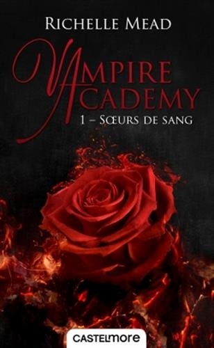 Couverture Vampire Academy, tome 1 : Soeurs de Sang