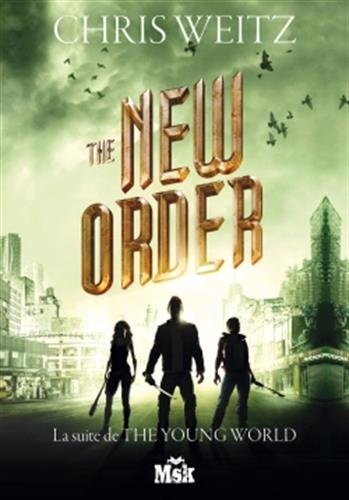 Couverture The Young World, tome 2 : The New Order