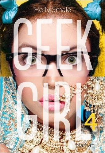 Couverture Geek Girl, tome 4