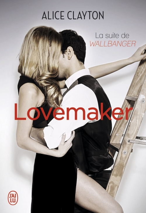 Couverture Cocktail, tome 2 : Lovemaker