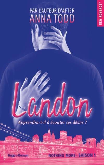 Couverture Landon, tome 1