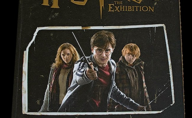 Harry Potter L Exposition Guide Officiel De L Exposition