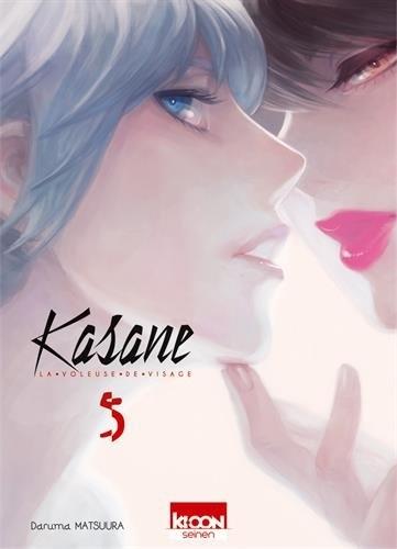 Couverture Kasane : La voleuse de visage, tome 05