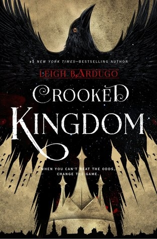 Couverture Six of Crows, tome 2