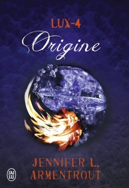 Couverture Lux, tome 4 : Origine