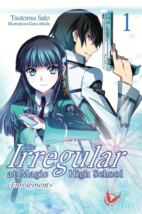 Couverture The irregular at magic high school, tome 1 : Enrôlement