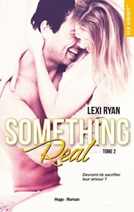 Couverture Reckless and real, tome 2 : Something real