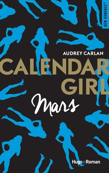 Couverture Calendar girl, tome 03 : Mars