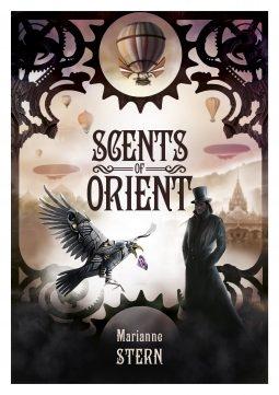 Couverture Récits du monde mécanique, tome 2 : Scents of Orient