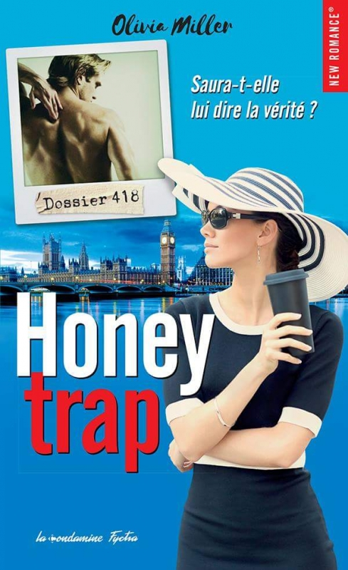 Couverture Honeytrap